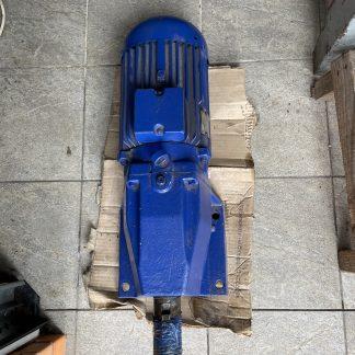 M-P ZG3KMR100L 4 c двигателем